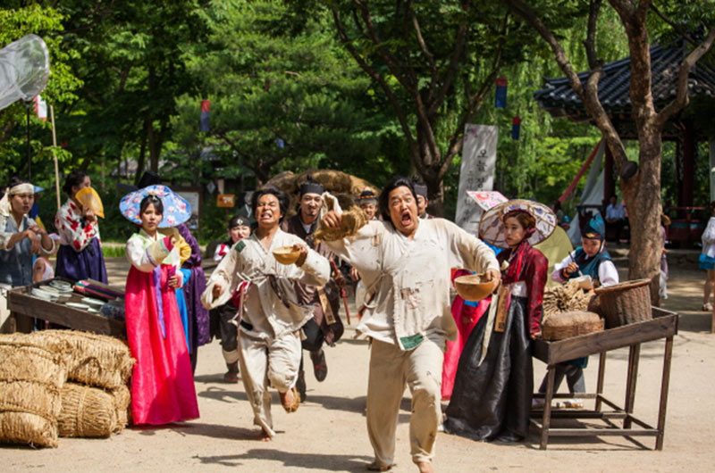 Welcome to the land of festivals : Seoul