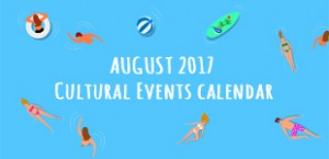 August 2017 Cultural Events