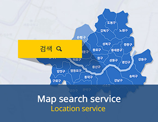 Map search service