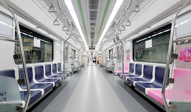 Take the Subway while in Seoul