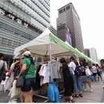 Underground Shopping Center Open Market at Cheonggye Plaza