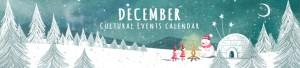 December 2017 Cultural Events