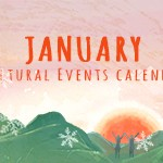 January 2018 Cultural Events