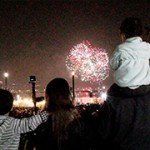 Kids Went to the Biggest Fireworks Festival in the World