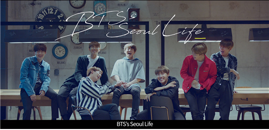BTS to Sing a Song to Talk about Seoul's Charms