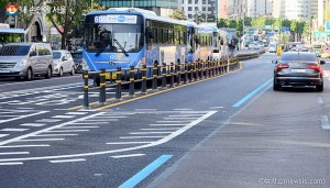 Seoul's City Buses Earns the Best Satisfaction Rate to Date