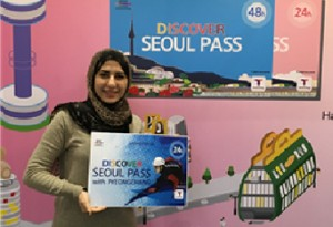 "Seoul Tourism's Free ""Discover Seoul Pass"" Surpasses Sales of 20,000 Tickets"