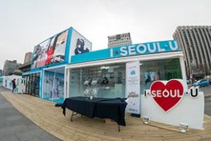 Gwanghwamun Square Live Site