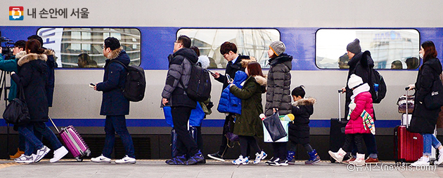 Subway and Bus Schedule Extension on February 16th and 17th in Seoul