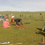 Seoul City Plants Trees in Mongolia to Help Block Yellow Dust and Fine Dust
