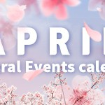 April 2018 Cultural Events