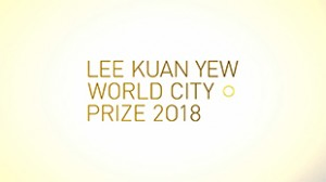 Seoul City Awarded Lee Kuan Yew World City Prize