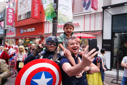 Character Parade_Foreigners
