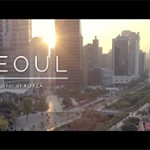 Seoul through the omniscient view of a drone