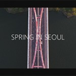 Time-lapse video of spring in Seoul