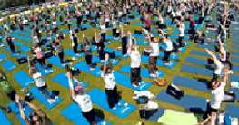 UN International Day of Yoga