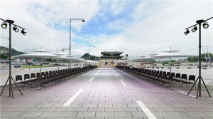 Banpo Hangang Park Hosts Sejong-daero's Seoul 365 Fashion Show