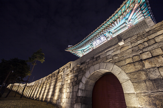 International Moonlight Tour at Hanyangdoseong