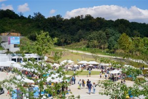 Oil Tank Culture Park, Enjoy a 'Sustainable Consumption' Night Market in the City