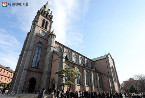 Asia's First 'Seoul's Catholic Pilgrimage Route' For Global Walking Tour