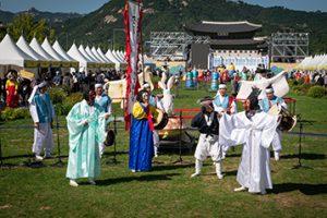 Jongno Hanbok Festival