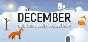 December 2018 Cultural Events
