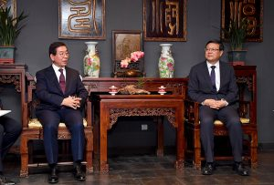 Mayor Park Won-soon Heads to Beijing to Bolster Cooperative Partnerships