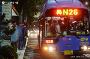 Seoul to Operate Four 'Custom Year-end' Owl Bus Routes in Gangnam and Hongdae
