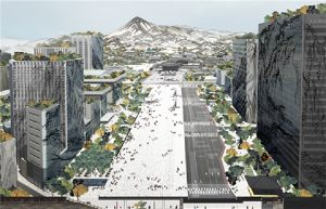 Seoul's New Gwanghwamun to Return to the Citizens in 2021 with Announcement of International Design Competition Winners