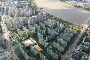 Innovative Maintenance Project and Design in Urban Planning Innovations for New Apartment Sceneries