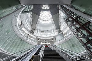 Seoul's Noksapyeong Station Garden Transforms into an Art Gallery