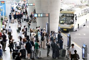 23 Airport Buses Lower Fees by KRW 1,000 for Transportation Cards