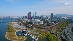 A Seoul's Viewpoint: Yeouido Spring Flower Festival