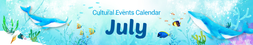July 2019 Cultural Events