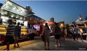 City of Seoul Launches Food Truck Street at Namdaemun Market