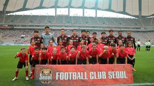 Opening of FC Seoul Expats' Day to be held at Seoul World Cup Stadium