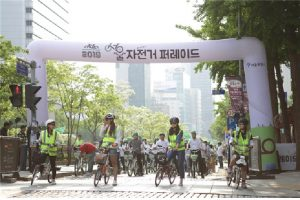 Seoul Metropolitan Government Recruits 1,000 Hangang Cyclists on First-come, First-served Basis