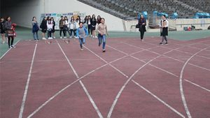 Seoul Gives Tours of Jamsil Sports Complex