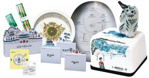 Vote Online for Your Favorite Tourism Souvenir that Represents Seoul
