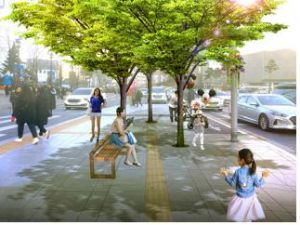 Seoul Builds 400 Shade Tree Resting Areas by 2022 to Respond to Climate Change