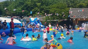 Seoul City Operates Waterparks and Summer Programs Free of Charge