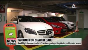 Seoul City to increase number of car-sharing-only parking lots to provide easier access