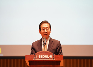 Opening Address, Seoul's Mayor Park Won-soon