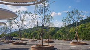 Seoul Offers Refreshing Rest Areas by Constructing Five Hangang Forests