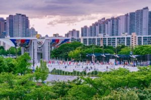 Foreigners' Favorite, Seoul City Walking Tour