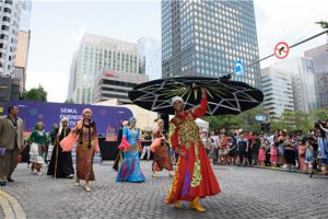 Seoul Hosts Seoul Friendship Festival 2019 in Seoul Plaza