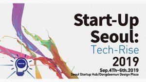 Start-up Seoul 2019