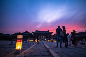 Changgyeonggung Palace – Now Open at Night