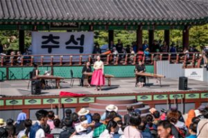 The 1st Seoul Korean Traditional Music Festival in September... Traditional Music Flows throughout Seoul Plaza during Chuseok Holidays