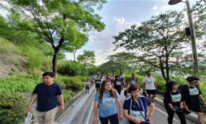 Seoul Operates Seoul Trekking Program